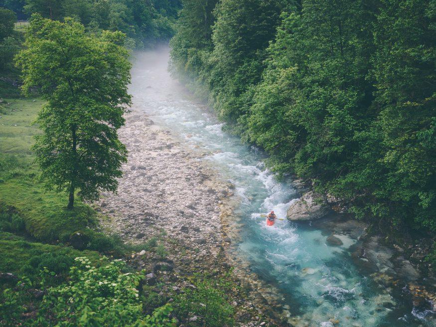 De Sloveense Alpen