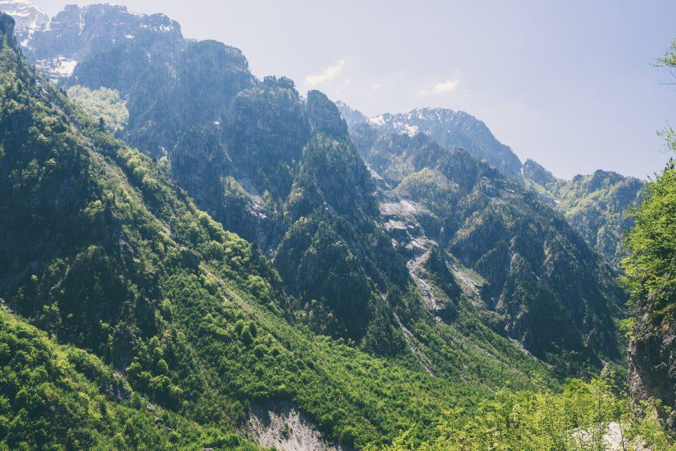 de Albanese Alpen